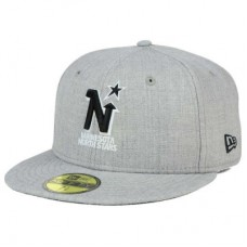 Minnesota North Stars - Heather Gray LD NHL čiapka