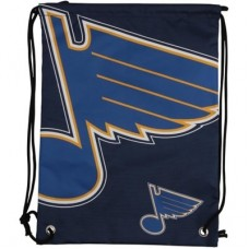 St. Louis Blues - Big Logo Drawstring NHL Vrecko