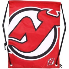 New Jersey Devils - Big Logo Drawstring NHL Vrecko