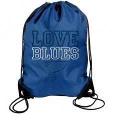 St. Louis Blues - Love Drawstring NHL Vrecko