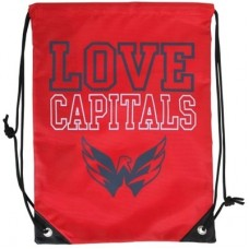 Washington Capitals - Love Drawstring NHL Vrecko