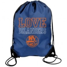 New York Islanders - Love Drawstring NHL Vrecko