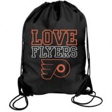 Philadelphia Flyers - Love Drawstring NHL Vrecko