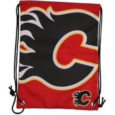 Calgary Flames - Big Logo Drawstring NHL Vrecko