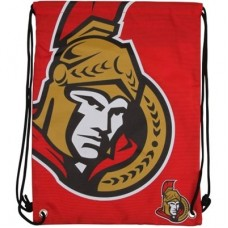 Ottawa Senators - Big Logo Drawstring NHL Vrecko