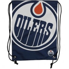 Edmonton Oilers - Big Logo Drawstring NHL Vrecko