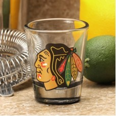 Chicago Blackhawks - Bottoms Up NHL Pohárik