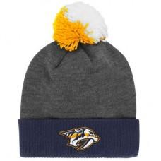 Nashville Predators - Face-Off Heathered NHL Knit Zimná čiapka