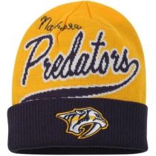 Nashville Predators - Face-Off Jacquard NHL Knit Zimná čiapka