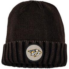 Nashville Predators - Current Logo Ribbed NHL Knit Zimná čiapka
