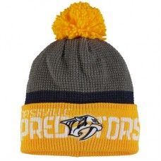 Nashville Predators - Center Ice Cuffed NHL Knit Zimná čiapka