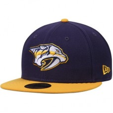 Nashville Predators - 2-Tone 59FIFTY NHL Čiapka