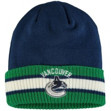 Vancouver Canucks - Captains Cuffed NHL Knit Zimná čiapka