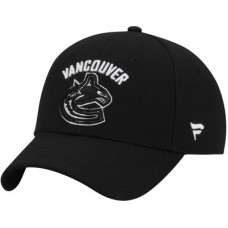 Vancouver Canucks - Blackout Alpha NHL Čiapka