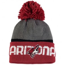 Arizona Coyotes - Center Ice Cuffed NHL Knit Zimná čiapka