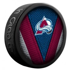 Colorado Avalanche - Sherwood Stitch V NHL Puk