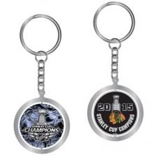 Chicago Blackhawks - 2015 Stanley Cup Champs Spinner NHL prívesok