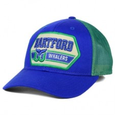 Hartford Whalers - Patched Trucker LD NHL Čiapka