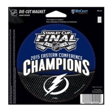 Tampa Bay Lightning - 2015 Eastern Conference Champions NHL Magnetka