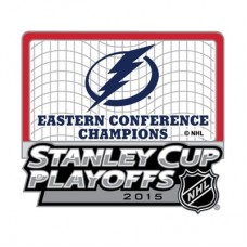 Tampa Bay Lightning - 2015 Eastern Conference Champions NHL Odznak