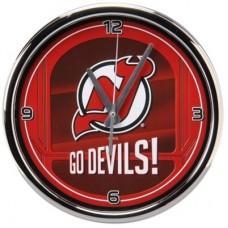 New Jersey Devils - Go Team FF NHL Hodiny