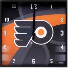 Philadelphia Flyers - Carbon Fiber FF NHL Hodiny