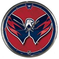 Washington Capitals - Round Wall FF NHL Hodiny