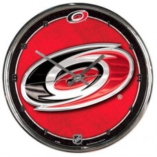 Carolina Hurricanes - Round Wall FF NHL Hodiny