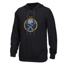 Buffalo Sabres - Center Ice TNT Logo Reflect Performance NHL Mikina s kapucňou