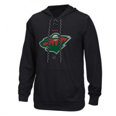 Minnesota Wild - Center Ice TNT Logo Reflect Performance NHL Mikina s kapucňou