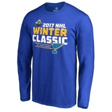 St. Louis Blues - 2017 Winter Classic NHL Tričko s dlhým rukávom