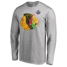 Chicago Blackhawks - 2017 Winter Classic NHL Tričko s dlhým rukávom