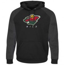 Minnesota Wild - Penalty Shot Therma Base NHL Mikina s kapucňou