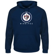 Winnipeg Jets - Penalty Shot Therma Base NHL Mikina s kapucňou