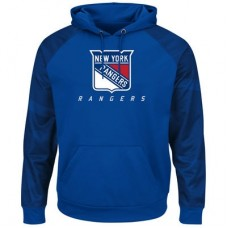 New York Rangers - Penalty Shot Therma Base NHL Mikina s kapucňou