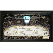 Nashville Predators - 2016 Signature Rink Panoramatic NHL Fotka