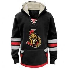 Ottawa Senators detská - Retro Skate NHL Mikina s kapucňou