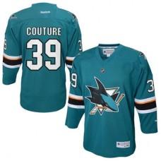 San Jose Sharks Detský - Logan Couture NHL Dres