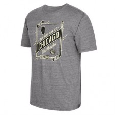 Chicago Blackhawks - CCM Our Home Our Ice Tri-Blend NHL Tričko