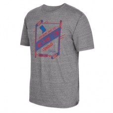 Washington Capitals - CCM Our Home Our Ice Tri-Blend NHL Tričko