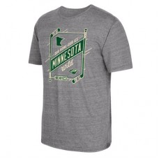 Minnesota Wild - CCM Our Home Our Ice Tri-Blend NHL Tričko