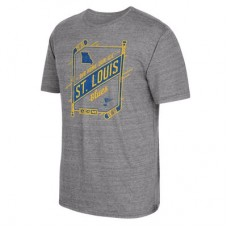 St. Louis Blues - CCM Our Home Our Ice Tri-Blend NHL Tričko