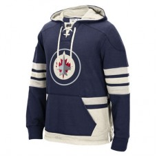 Winnipeg Jets - CCM Pullover NHL Mikina s kapucňou