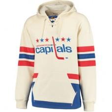 Washington Capitals - CCM Pullover NHL Mikina s kapucňou