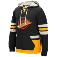 Vancouver Canucks - CCM Pullover NHL Mikina s kapucňou