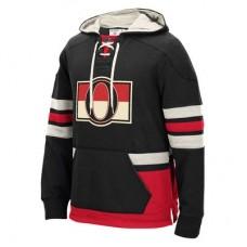 Ottawa Senators - CCM Pullover NHL Mikina s kapucňou