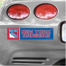 New York Rangers - Primary NHL Nálepka