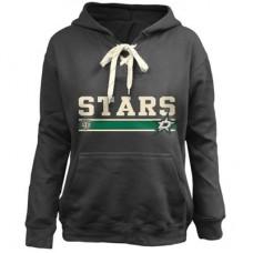 Dallas Stars Detska - Skate Lace NHL Mikina s kapucňou