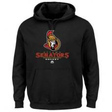 Ottawa Senators - Critical Victory VIII NHL Mikina s kapucňou