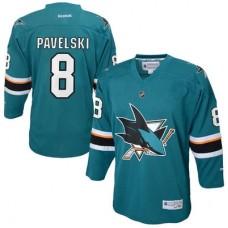 San Jose Sharks Detský - Joe Pavelski NHL Dres
